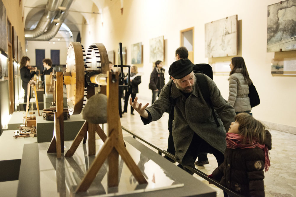 Музей Леонардо да Винчи в Милане